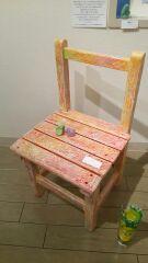 春の妖精の椅子