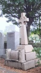 アイルランド人のお墓でしょうか?