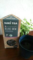北アイルランドの紅茶
