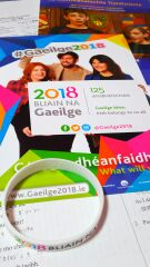 アイルランド語のイベントへ