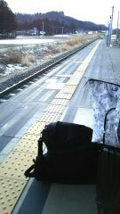 釜石線、待ってます